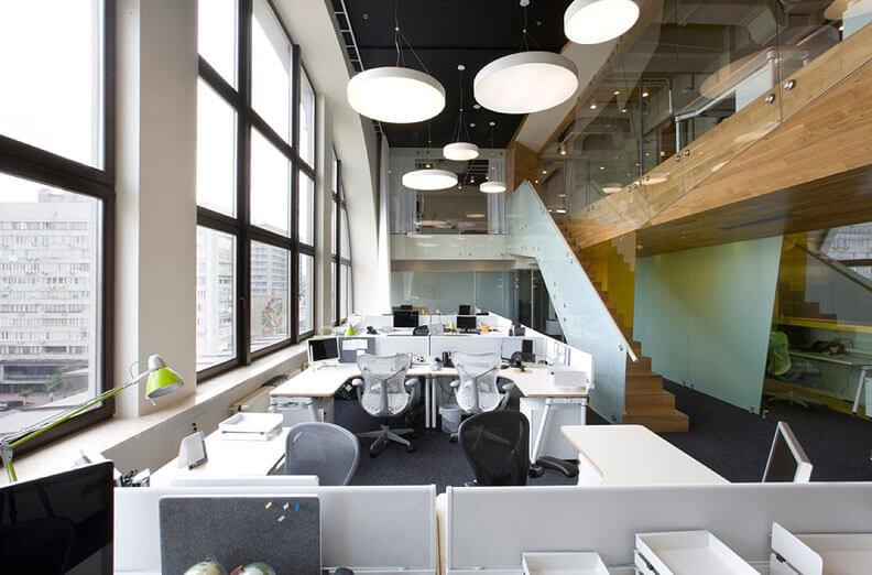 Аренда необычных офисов коммерческая недвижимость в новостройке в новосибирске от застройщика