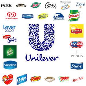 unilever slogan